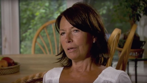 Shelley Fillipoff, seen above in a 2014 interview with the CBC's fifth estate about the disappearance of her daughter, says the criminal charges laid against her have nothing to do with the ongoing search.