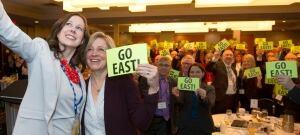 Go East Mayors