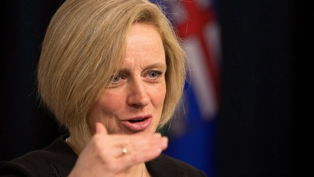 Alberta Premier Rachel Notley has been adamant that she will not introduce a provincial sales tax, despite dropping government revenues.