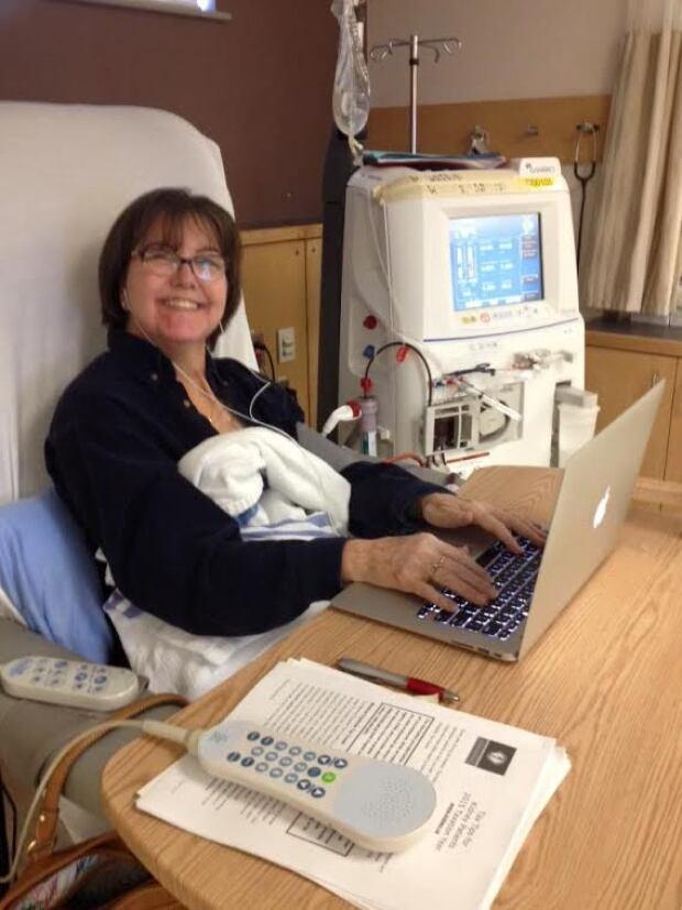 Ann Bolger kidney transplant dialysis