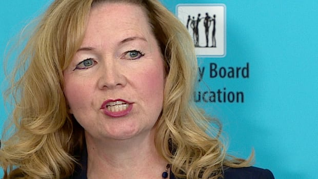 CBE board chair Joy Bowen-Eyre says the board is facing a $13.2-million gap in transportation funding for students.