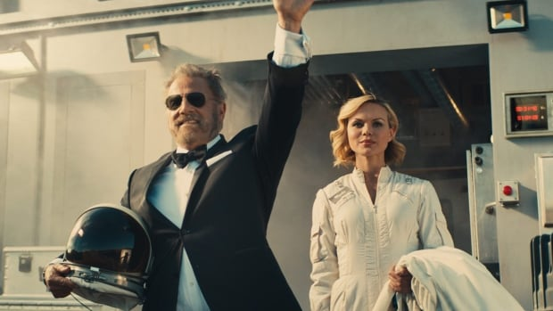The Most Interesting Man in the World - aka actor Jonathan Goldsmith - will be sent on a one-way trip to Mars in the final Dos Equis beer ad of his nine-year run.