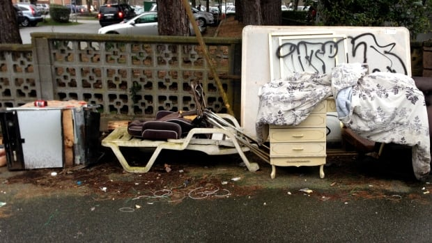 Municipalities in Metro Vancouver are struggling with illegal dumping.