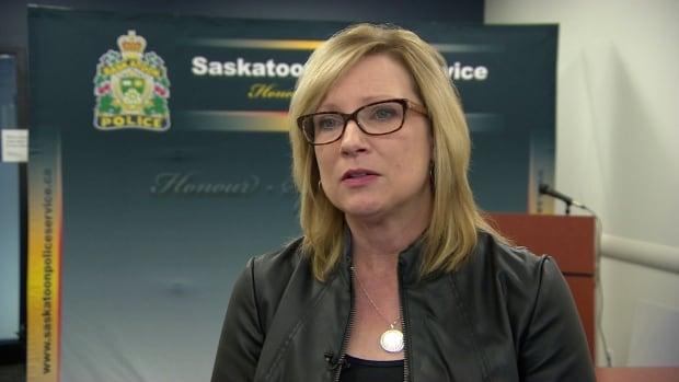 Alyson Edwards Saskatoon Police