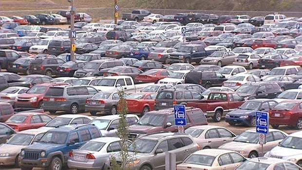 Commuters say the Century Park lot is often packed by 7 a.m.