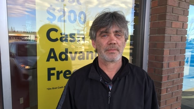 William Brady hopes lower rates will help Albertans avoid getting caught up in the cycle of payday loans.