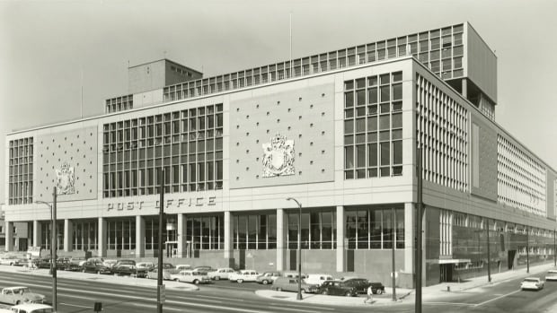 Canada Post's downtown Vancouver office was built in 1958, and could soon be the site of a major redevelopment project.