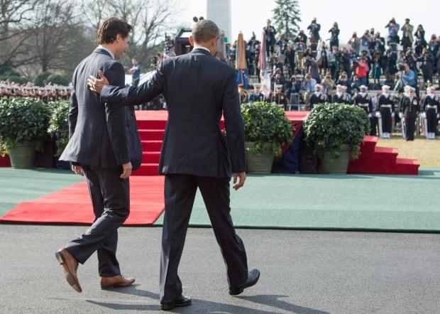 Trudeau US 20160310