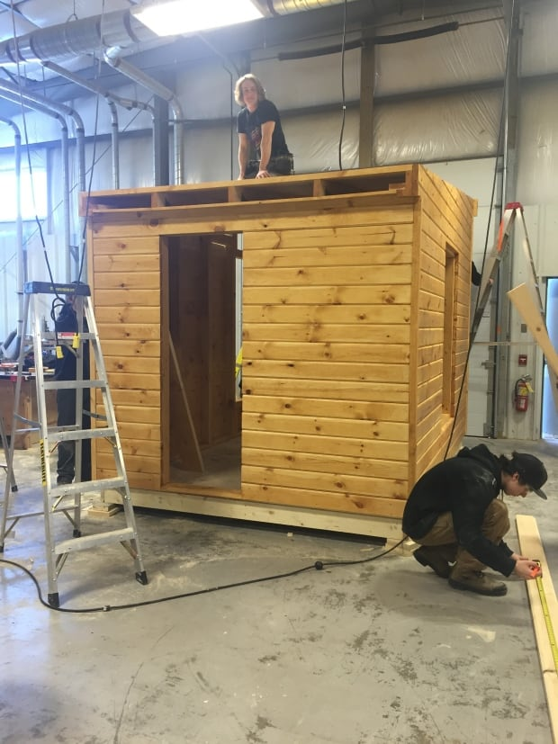 Tiny studio in Sioux Narrows-Nestor Falls