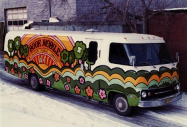 bookmobile 1970