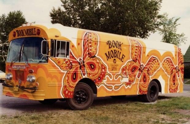 bookmobile retro