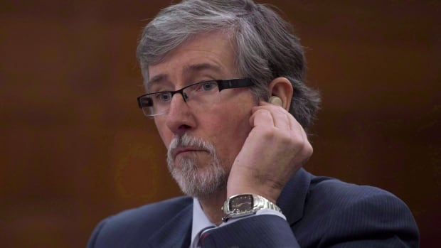 Privacy Commissioner Daniel Therrien presented his priorities for updating the Privacy Act, which he called 'antiquated' and in need of an overhaul, on March 10, 2016.