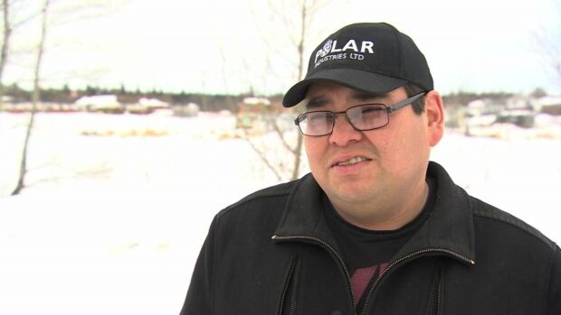 Pimicikamak resident Sy Umperville lost his 14-year-old daughter to suicide on Saturday.