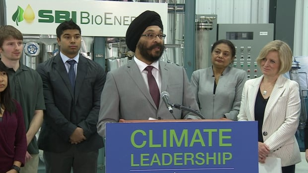Inder Pal Singh, CEO of SBI Bioenergy, said his biofuel replacement for diesel is cleaner and cheaper than other renewable fuels on the market.