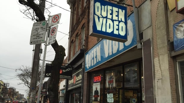 The flagship location of iconic film-rental shop Queen Video will close its doors.