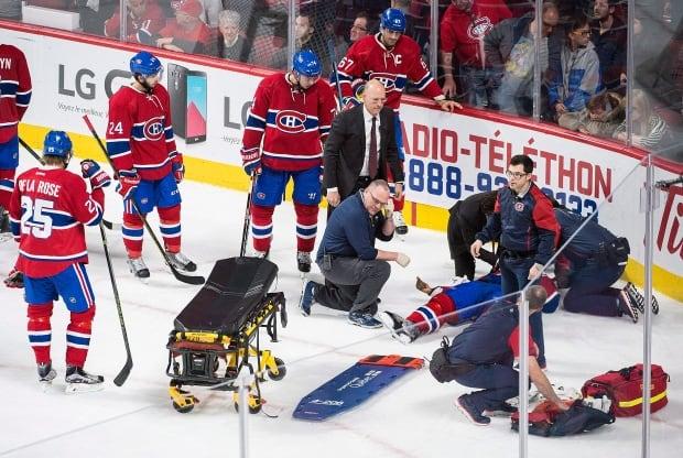 P.K. Subban injury
