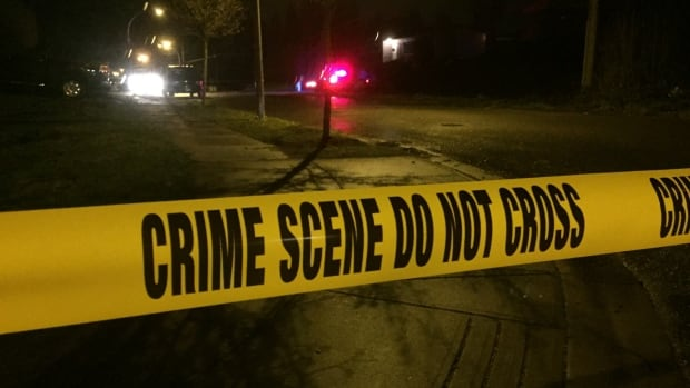 Abbotsford Police continue to investigate the weekend shooting of a 23 year old man at a quiet residential intersection.