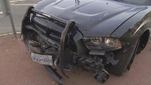 Stolen VPD car