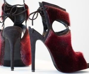 Nicole Camphaug's shoes