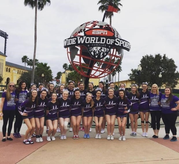 Mobile Monarchs at Disney World