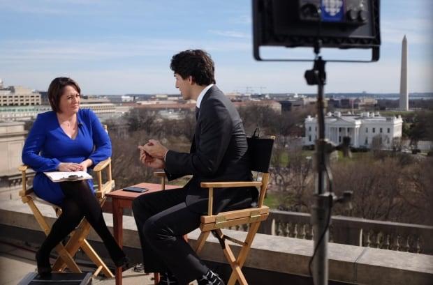 Trudeau in DC