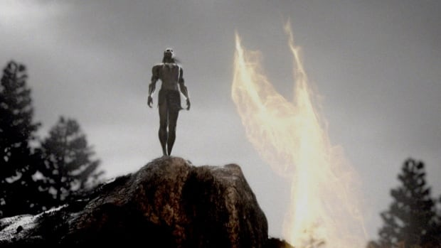 A still from the trailer for The History of Magic in North America by J.K. Rowling.