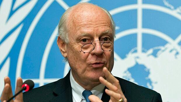 Switzerland UN Syria