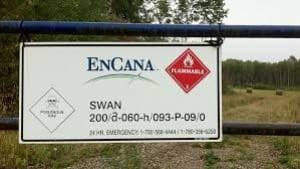 Encana gas