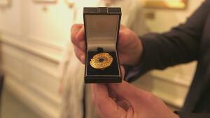 Bletchley Park Medal
