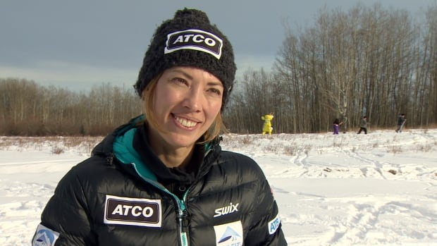 Two-time Olympic cross country ski medallist Beckie Scott is the WADA athletes' commission chair.