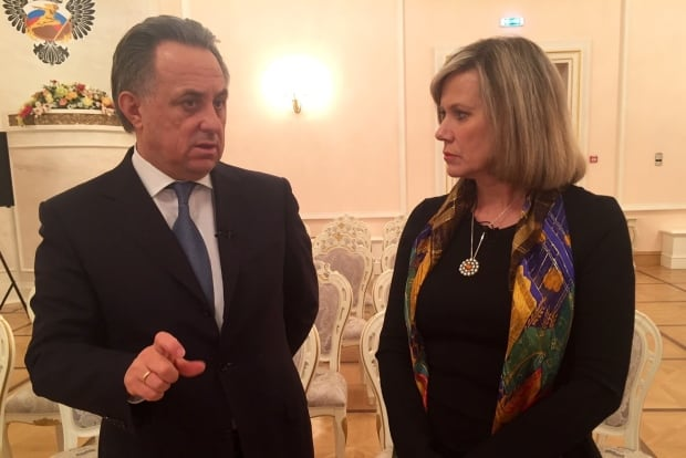 Mutko and Ormiston