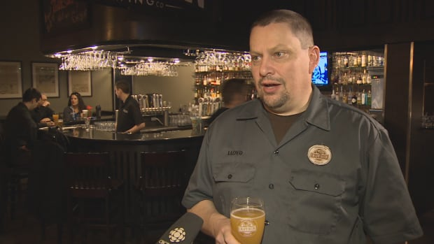 Lloyd Chambers, co-founder of the Fredericton Craft Beer Festival, says the event has grown.