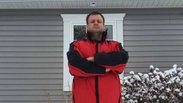 Russell Laight was detained in St. John's after Canada Border Service Agents determined that a bag of ashes of his friend was the drug ketamine.