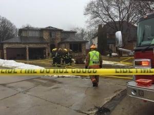 Matlock Crescent fire, Winnipeg