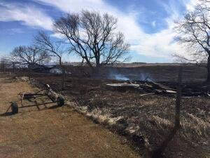 Virden grass fire 2