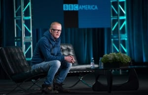 BBC America hosted lunch � TCA 2016