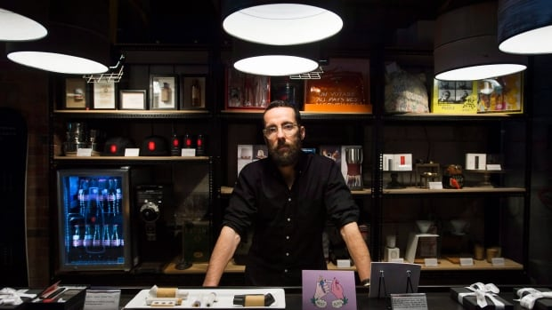 Alan Gertner wants to do for Canada's marijuana industry what other have done for coffee and alcohol: ritualize it and take it upscale.