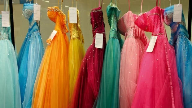 Angela Pauls has started a grad dress rental service for underprivileged teenagers in central Alberta.