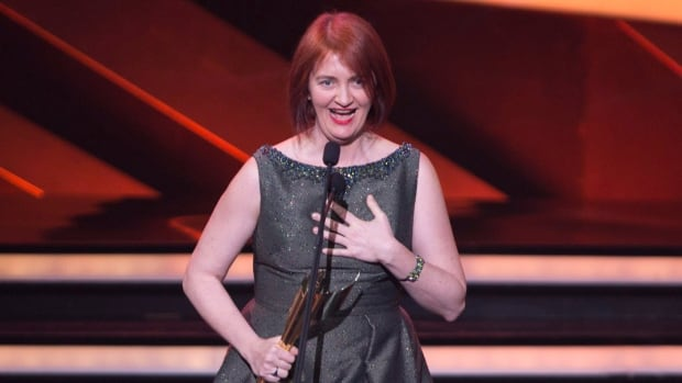 "Room screenwriter Emma Donoghue has won the 2016 Golden Box Office Award for ""the Canadian or majority Canadian co-production English-language feature film that performed exceptionally well at the box office in the previous calendar year, earning at least $1 million."" The Irish-Canadian author and screenwriter is donating the cash prize of $20,000 to the ImagineNATIVE Film + Media Arts Festival, which features aboriginal projects."