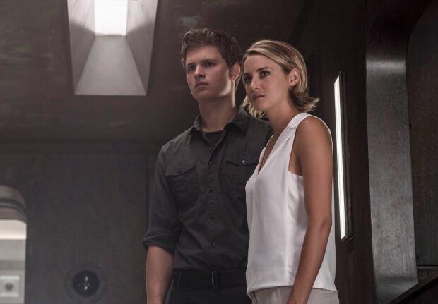 Film Review The Divergent Series: Allegiant