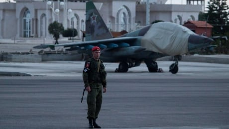 Russia Syria fighter jet