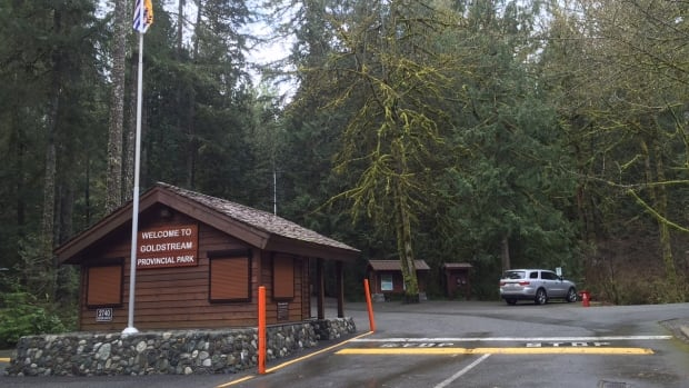 At $35 per night, Goldstream Provincial Park near Victoria is among the most expensive camping spots.