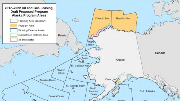 The U.S. Bureau of Ocean Energy Management (BOEM) released its new five-year offshore oil and gas draft program yesterday. In its 2017-2022 program plan, the government announced plans to open up a lease in the Beaufort Sea in 2020, Cook Inlet in 2021 and in the Chukchi Sea in 2022.