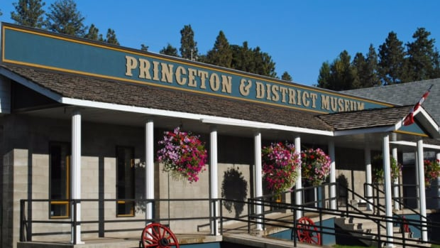 The Princeton Museum was founded in the 1950s and contains everything from prehistoric fossils to exhibits about early pioneers.