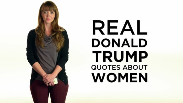 'Women. You have to treat them like shit.' - Donald Trump to New York magazine in 1992.