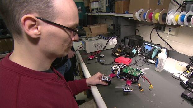 Agile Sensor Technologies began as a research project at Memorial University.
