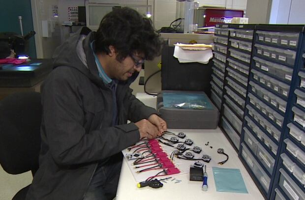 Agile Sensors Technologies, robotic electronic assembly