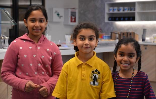 Iqra Alam, Tajmim Ahmed, Mariam Sayed Girls Crack the Code diversity