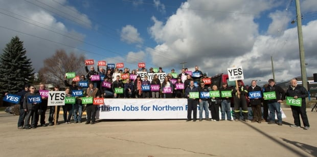 northern jobs rally