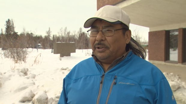 Fred Sangris was nominated by the Yellowknives Dene to represent them on the City of Yellowknife's heritage committee. City council officially appointed him on Monday to the position for a two-year term.